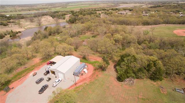 0 Mills Drive, Wellston, OK 74881 (MLS #907617) :: Homestead & Co
