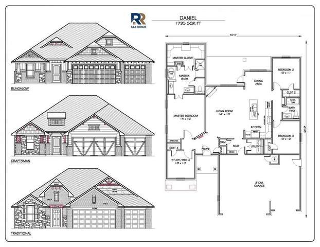 1133 Pacific Avenue, Newcastle, OK 73065 (MLS #907623) :: Homestead & Co