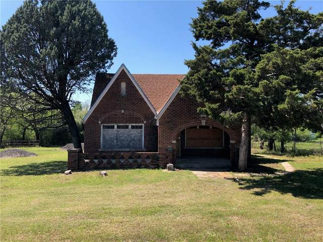 5501 N Martin Luther King Avenue, Oklahoma City, OK 73111 (MLS #907634) :: ClearPoint Realty