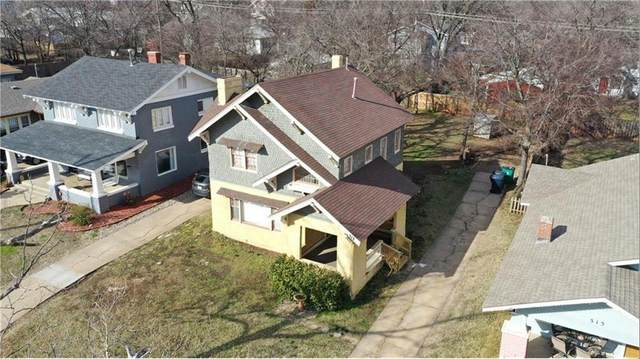 517 NW 30th Street, Oklahoma City, OK 73118 (MLS #907780) :: Homestead & Co