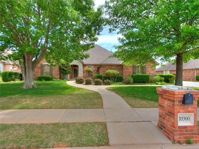 10900 Waterside Drive, Oklahoma City, OK 73170 (MLS #907825) :: Homestead & Co