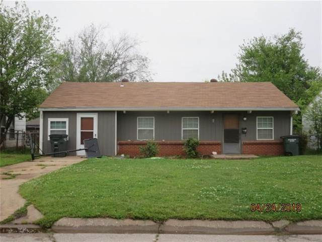 3737 SE 24th Street, Del City, OK 73115 (MLS #907889) :: Homestead & Co