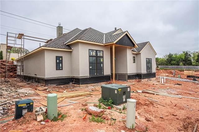 13412 Cedar Pointe Drive, Oklahoma City, OK 73131 (MLS #907950) :: Homestead & Co