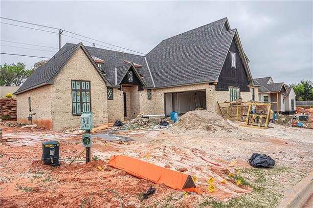 13416 Cedar Pointe Drive, Oklahoma City, OK 73131 (MLS #907977) :: Homestead & Co