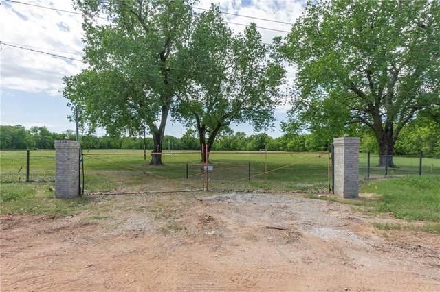 7202 NE 23rd Street, Oklahoma City, OK 73141 (MLS #908063) :: Homestead & Co
