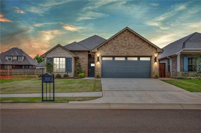 7712 NW 136th Terrace, Oklahoma City, OK 73142 (MLS #908163) :: Homestead & Co
