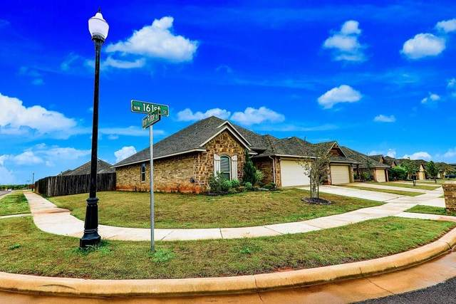 3300 NW 161st Street, Edmond, OK 73013 (MLS #908213) :: Homestead & Co