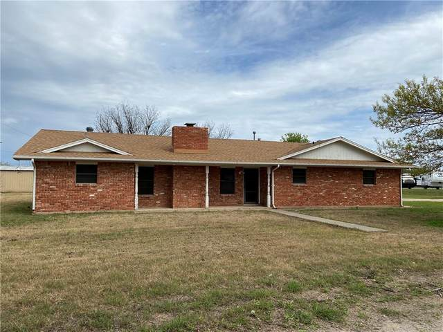310 S 8th Street, Eldorado, OK 73537 (MLS #908232) :: Homestead & Co