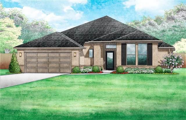 16133 Tall Grass Drive, Moore, OK 73170 (MLS #908266) :: Homestead & Co