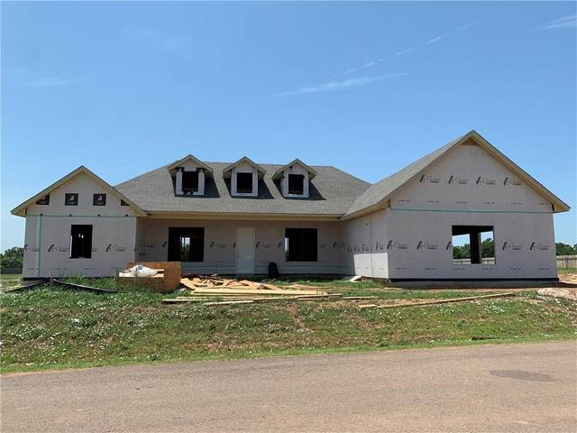 18450 Chuckwagon Trail, Norman, OK 73071 (MLS #908363) :: Erhardt Group at Keller Williams Mulinix OKC