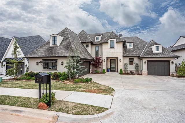 13421 Cedar Pointe Drive, Oklahoma City, OK 73131 (MLS #908458) :: Homestead & Co