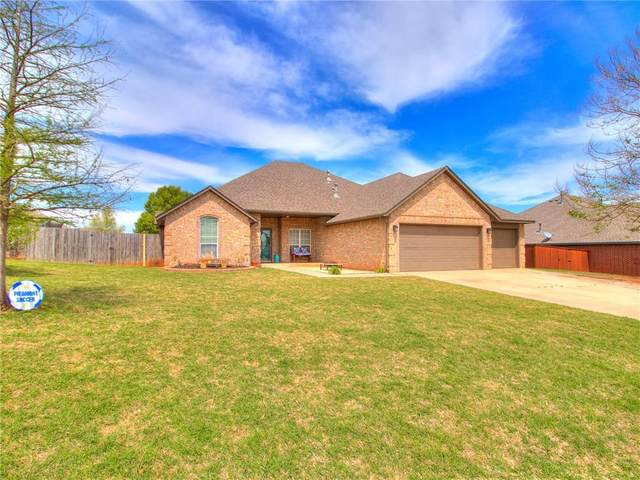 981 NW Buchanan, Piedmont, OK 73078 (MLS #908491) :: Homestead & Co
