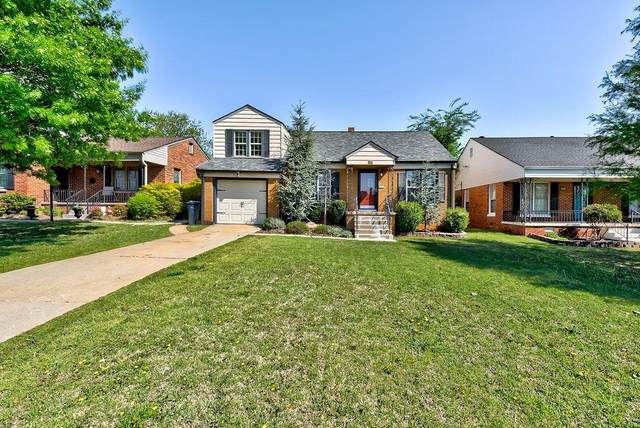 913 NW 47th Street, Oklahoma City, OK 73118 (MLS #908576) :: Homestead & Co