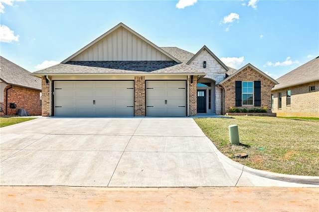 2579 Shady Hollow, Choctaw, OK 73020 (MLS #908592) :: Homestead & Co