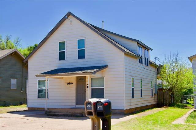 318 E Arapaho Street, Weatherford, OK 73096 (MLS #908614) :: The UB Home Team at Whittington Realty