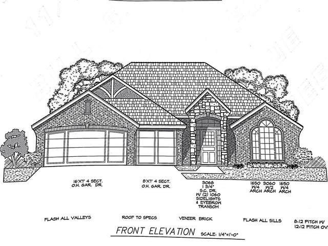 11675 Blue Heron Creek, Guthrie, OK 73044 (MLS #908627) :: Homestead & Co