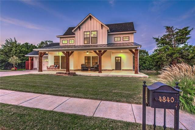 4840 Green Country Road, Edmond, OK 73034 (MLS #908778) :: Homestead & Co