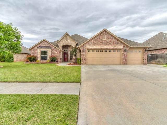 2417 SE 13th Street, Moore, OK 73160 (MLS #908791) :: Homestead & Co
