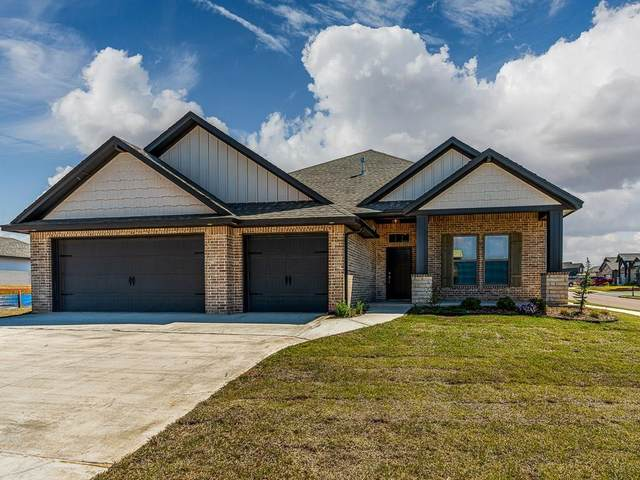 15900 Langley Way, Edmond, OK 73013 (MLS #908810) :: Homestead & Co