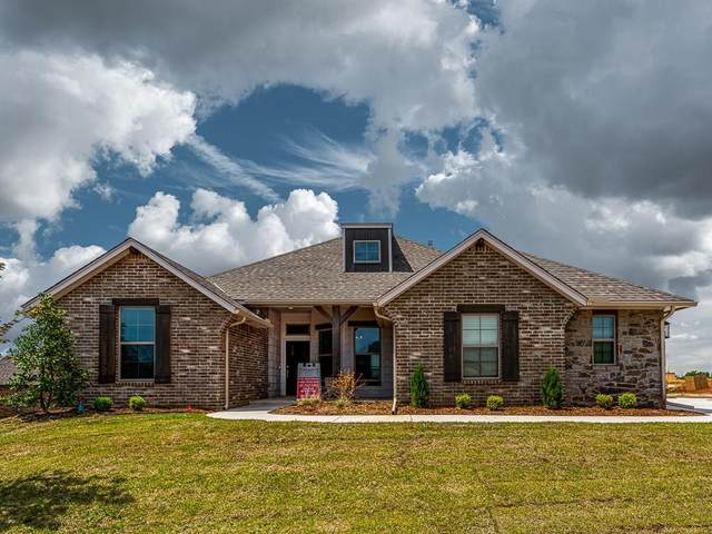 15817 Langley Way, Edmond, OK 73013 (MLS #908813) :: Homestead & Co