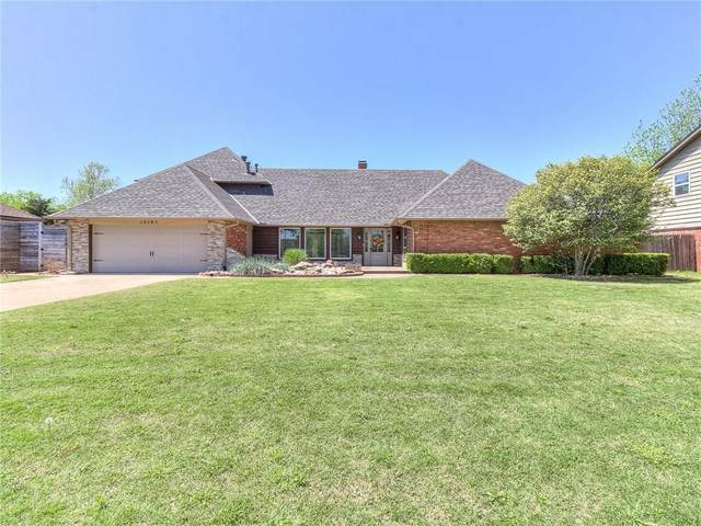 12705 Saint Andrews Terrace, Oklahoma City, OK 73120 (MLS #909007) :: Homestead & Co