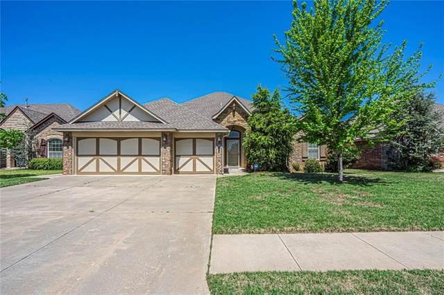 5109 SW 123rd Street, Oklahoma City, OK 73173 (MLS #909032) :: Homestead & Co