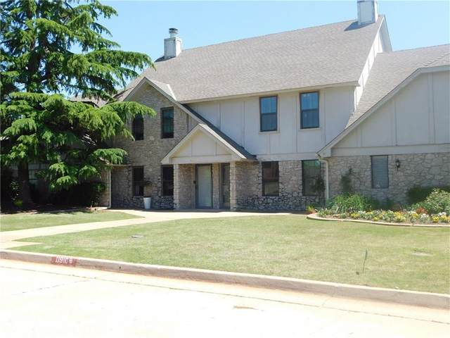 11914 Shady Trail Lane, Oklahoma City, OK 73120 (MLS #909071) :: ClearPoint Realty