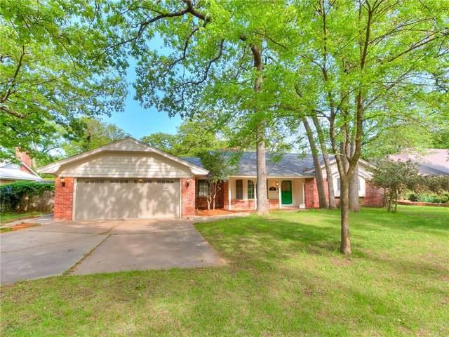 3308 N Preston Drive, Oklahoma City, OK 73122 (MLS #909087) :: Keri Gray Homes