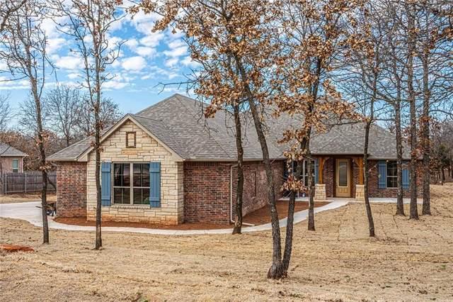 3446 Antler Valley, Guthrie, OK 73044 (MLS #909103) :: Homestead & Co