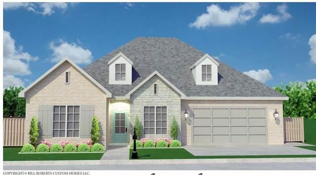 16405 Chablis Drive, Edmond, OK 73013 (MLS #909114) :: Homestead & Co