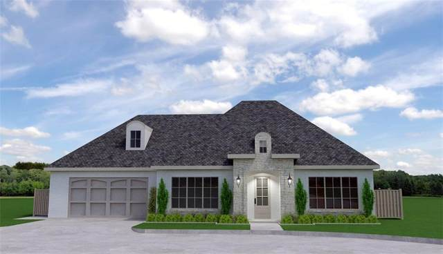16428 La Crema Drive, Edmond, OK 73013 (MLS #909124) :: Homestead & Co
