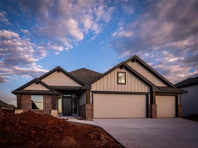 15712 Langley Way, Edmond, OK 73013 (MLS #909188) :: Homestead & Co