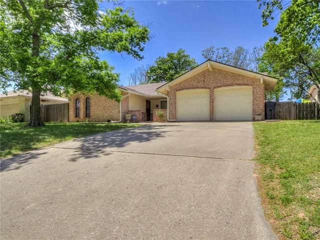 2801 N Moulton Drive, Oklahoma City, OK 73127 (MLS #909270) :: Homestead & Co