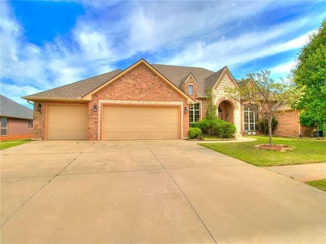 9309 SW 25th Street, Oklahoma City, OK 73128 (MLS #909290) :: Homestead & Co