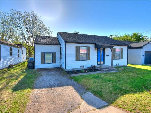3706 N Rockwell Avenue, Bethany, OK 73008 (MLS #909300) :: Homestead & Co