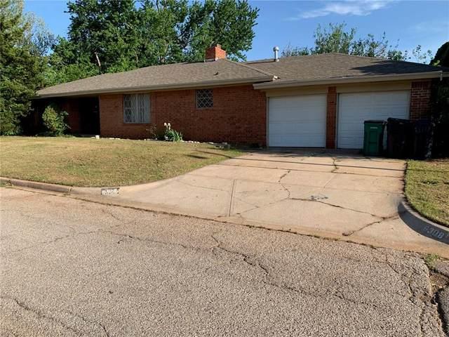 6308 N Warren Avenue, Oklahoma City, OK 73112 (MLS #909304) :: Homestead & Co