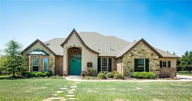 9101 Paseo Del Vita, Oklahoma City, OK 73131 (MLS #909333) :: Homestead & Co