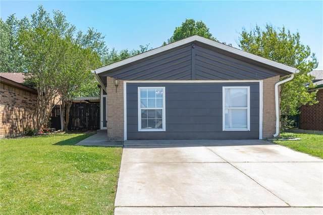 1606 SW 96th Street, Oklahoma City, OK 73159 (MLS #909388) :: Homestead & Co