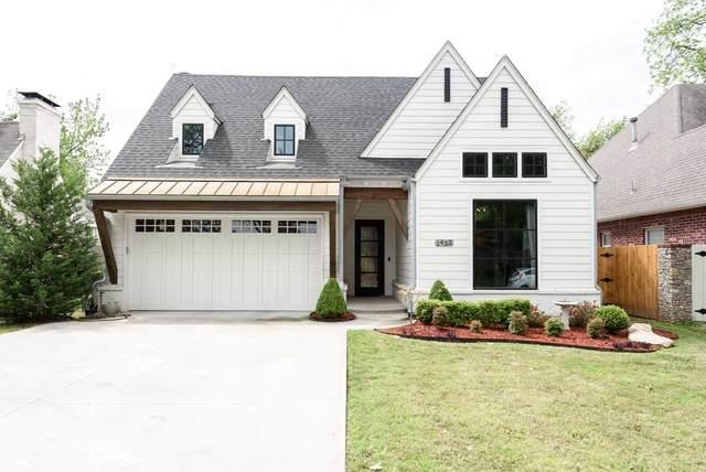1432 E 34th Street, Tulsa, OK 74105 (MLS #909468) :: Homestead & Co