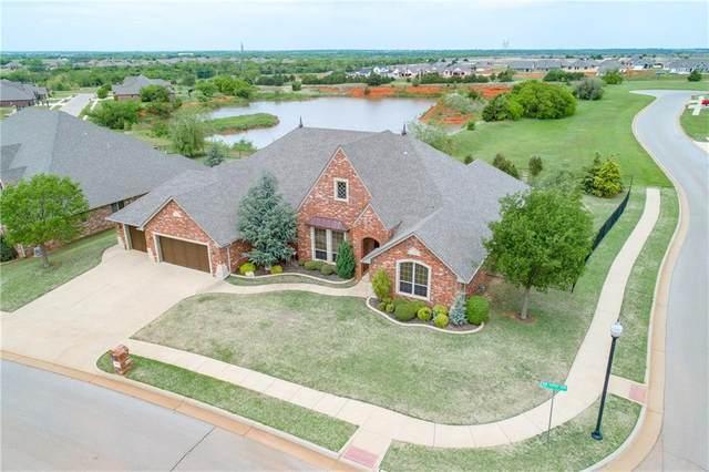 8201 NW 147th Terrace, Oklahoma City, OK 73142 (MLS #909499) :: Homestead & Co