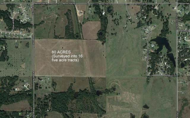Brangus Road, Shawnee, OK 74801 (MLS #909512) :: Homestead & Co