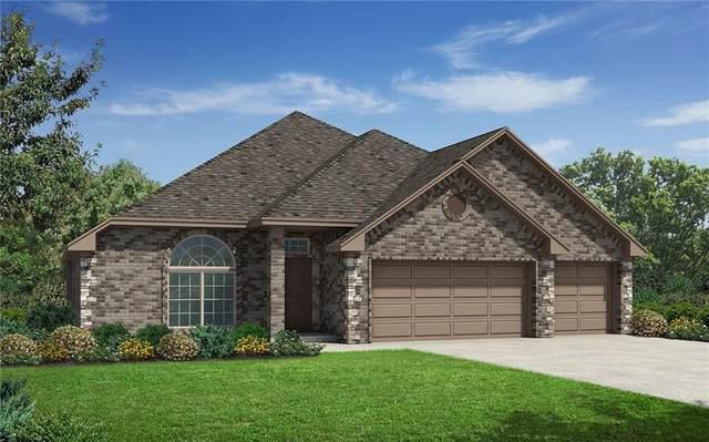 1016 SW 140th Street, Oklahoma City, OK 73170 (MLS #909516) :: Homestead & Co