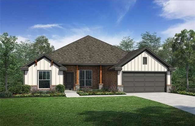 921 SW 141st Street, Oklahoma City, OK 73170 (MLS #909517) :: Homestead & Co