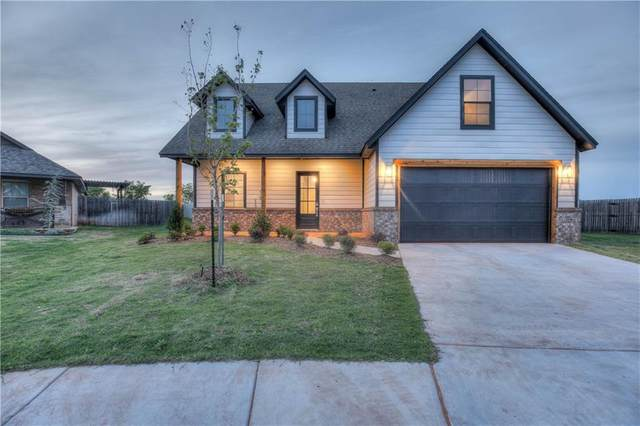 3001 NW 179th Court, Edmond, OK 73012 (MLS #909526) :: ClearPoint Realty