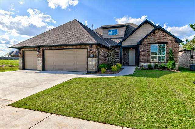6405 NW 154th Terrace, Edmond, OK 73013 (MLS #909528) :: Homestead & Co
