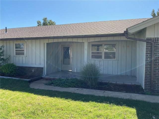 12 Morrow Drive, Chickasha, OK 73018 (MLS #909541) :: Homestead & Co