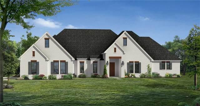 1880 Ladera Lane, Edmond, OK 73034 (MLS #909578) :: Homestead & Co