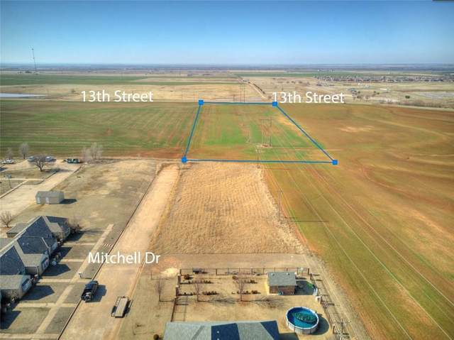 13th Street, Kingfisher, OK 73750 (MLS #909719) :: Homestead & Co