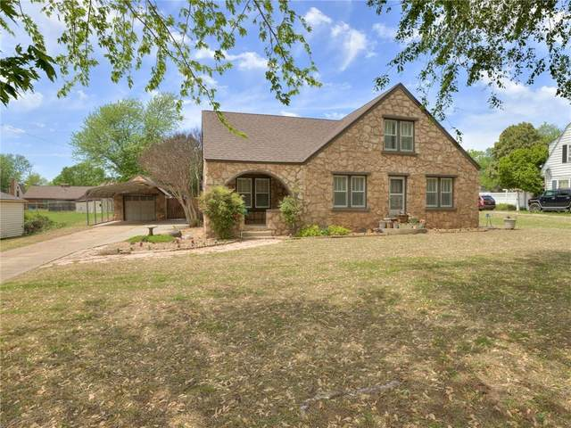 505 N 6th Street, Weatherford, OK 73096 (MLS #909727) :: Homestead & Co