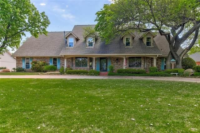 2941 Brush Creek Road, Oklahoma City, OK 73120 (MLS #909748) :: Homestead & Co